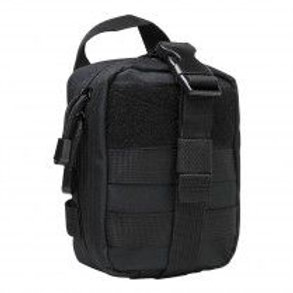 VISM® by NcSTAR® SMALL MOLLE EMT POUCH/ BLACK
