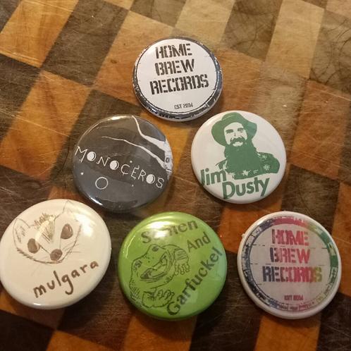 Random Button Pack