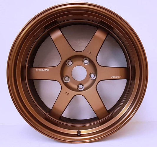 A43322 Bronze + Milling
