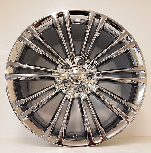 "20"" Chrome wheels to suit Chrysler,Dodge models"