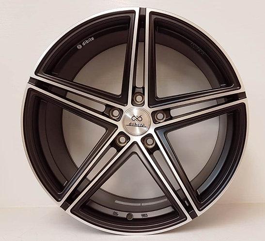 A43337 Dibite Black & Polish