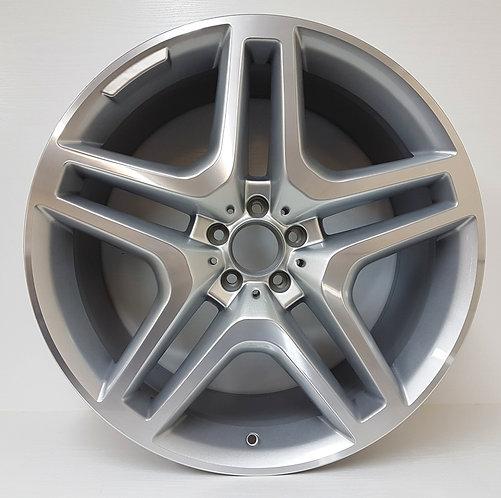 A1310 Silver & Polished