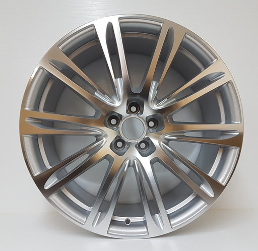 A5205 Silver Machined Face