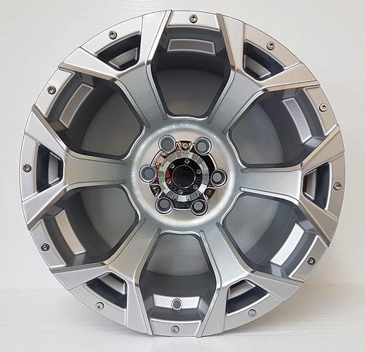 A0591 Silver Polished