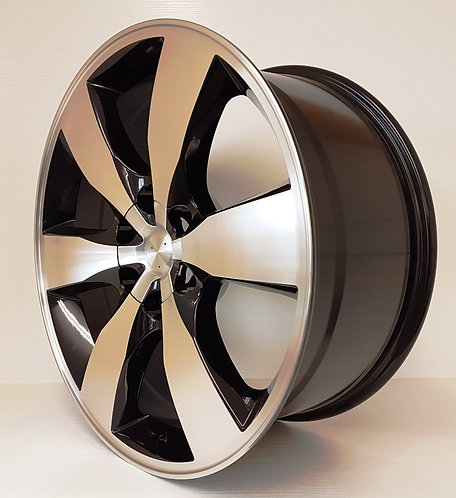 A0251 Black & Polished
