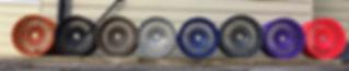 LX122 Coloured alloywheels from dgtwheels