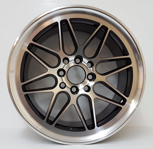 A1226 Black & Polish