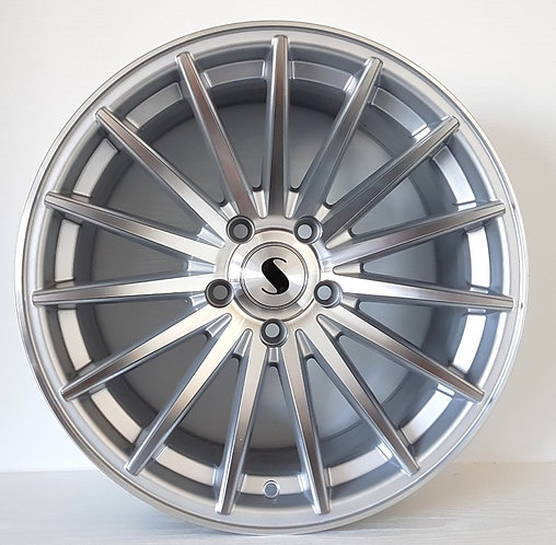 A1715 Silver & Polished