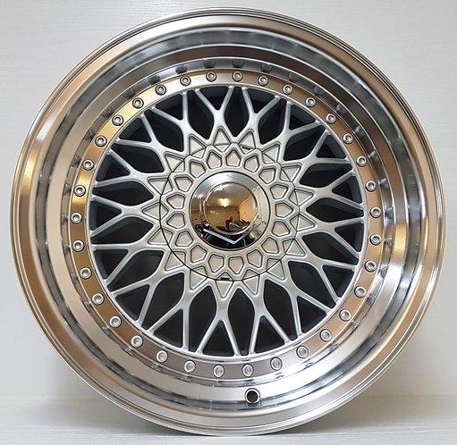 A0352 Silver & Polish
