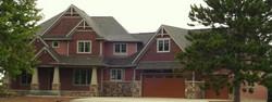Bobs Lumber custom home 1
