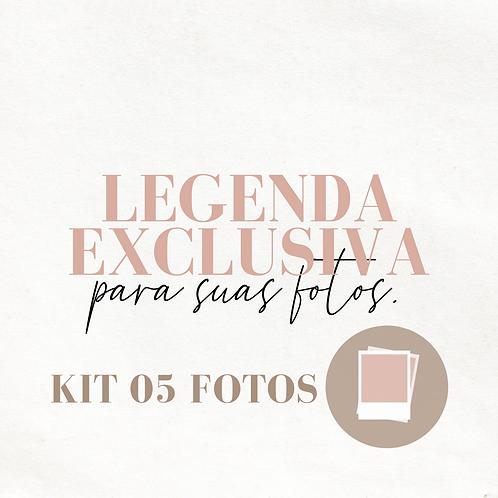 #LEGENDEI - pacote promocional ♥