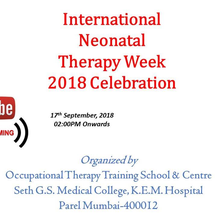 International Neonatal Therapy Week 2018 (1)