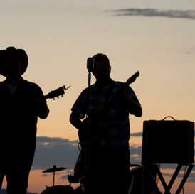 Outdoor Wedding Band Key West
