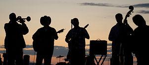 Outdoor Wedding Band