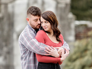 Lindsay & Matt | Mellon Park Engagement Session | Pittsburgh, PA