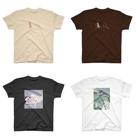 ._これからの季節にぴったりのTシャツもnew itemゾクゾクと登場しておりま