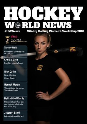 Hockey World News Women's World Cup Special Edition