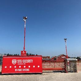 SITE-SECURITY DE-FENCE SYSTEMS