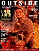 Outside Designed Conviction the Magazine