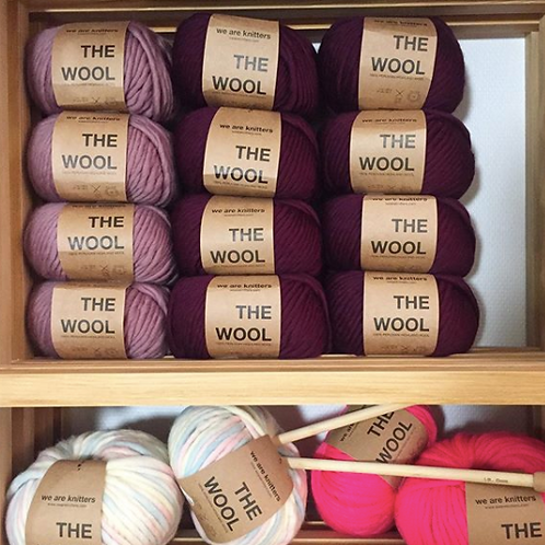 Pelote The Wool 200g - We are knitters