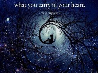 Hearts mirrored