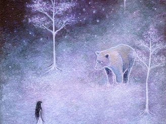 The Crescent Moon Bear