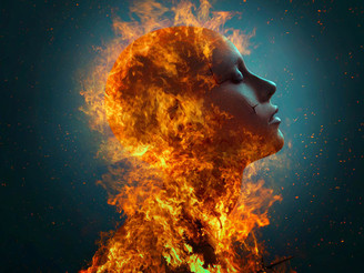 Imbolc / Brigid's Fire