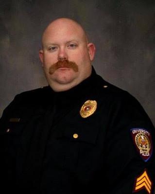 Texas A&M PD Sergeant promotion