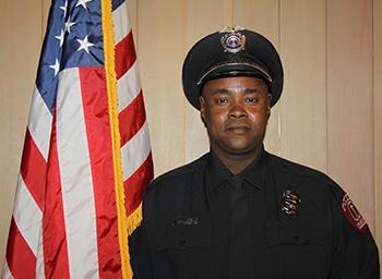 Officer Marc Kelley