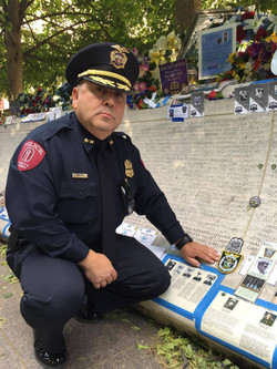 Chief at The Memorial