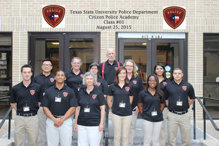 Texas State UPD launches Citizen's Police Academy