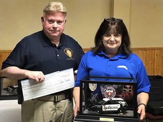 UTA Police Department receives Pacesetter award
