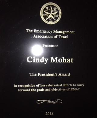 UT Arlington Receives Statewide Emergency Management Award