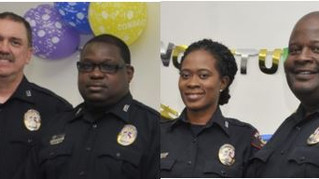 San Jacinto College Police Department promotes new Sergeants