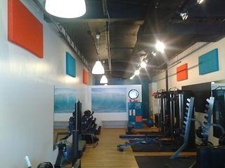 PRIME Fitness acoustic panels
