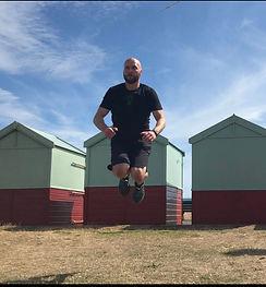 Personal Training Tuck Jump