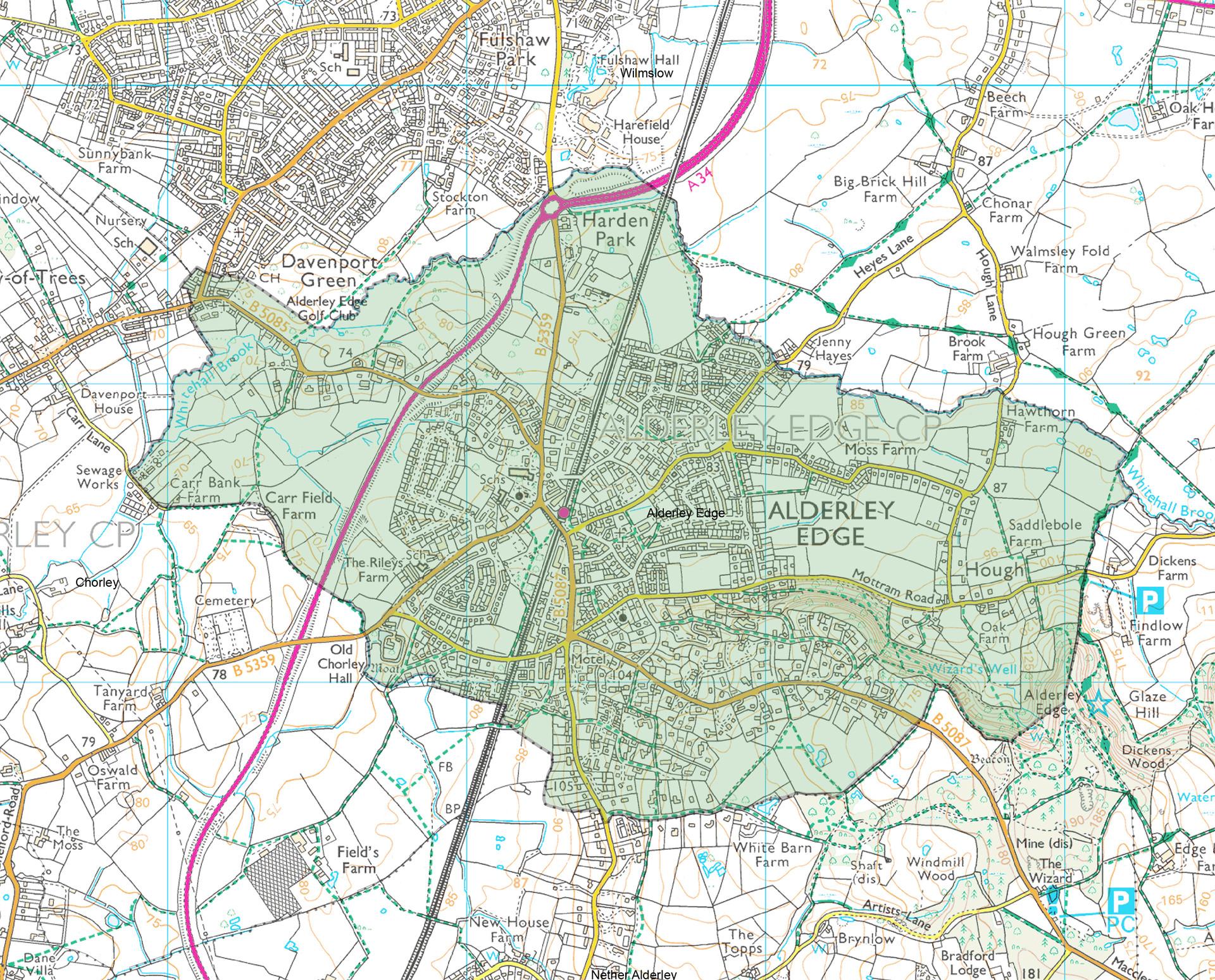 AENP Map