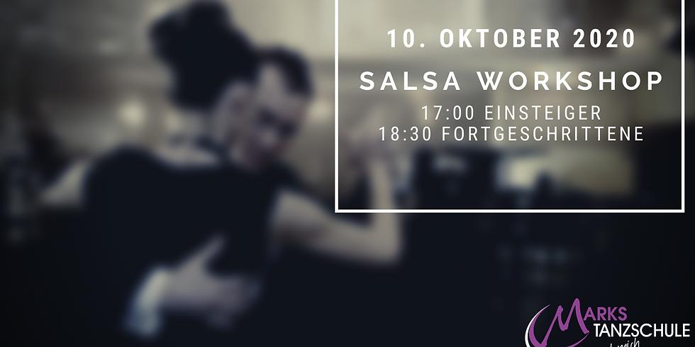 Salsa Workshop 10. Oktober