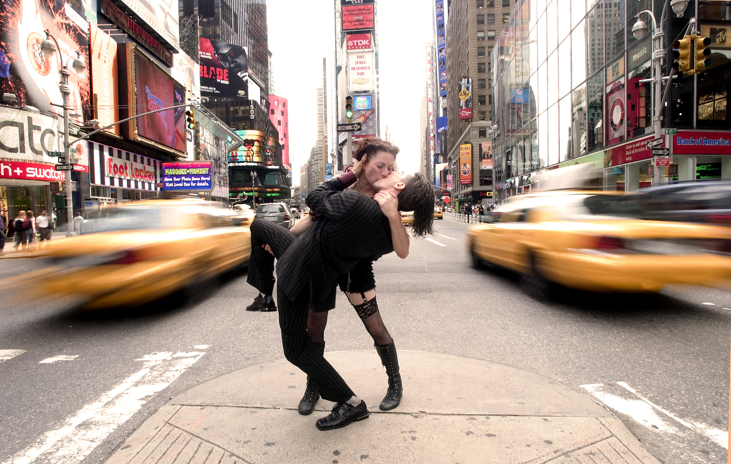 The Dresden Dolls Time Sq