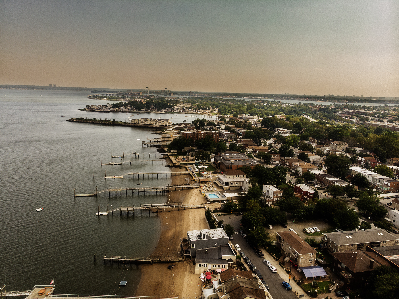 Bronx NY Aerial