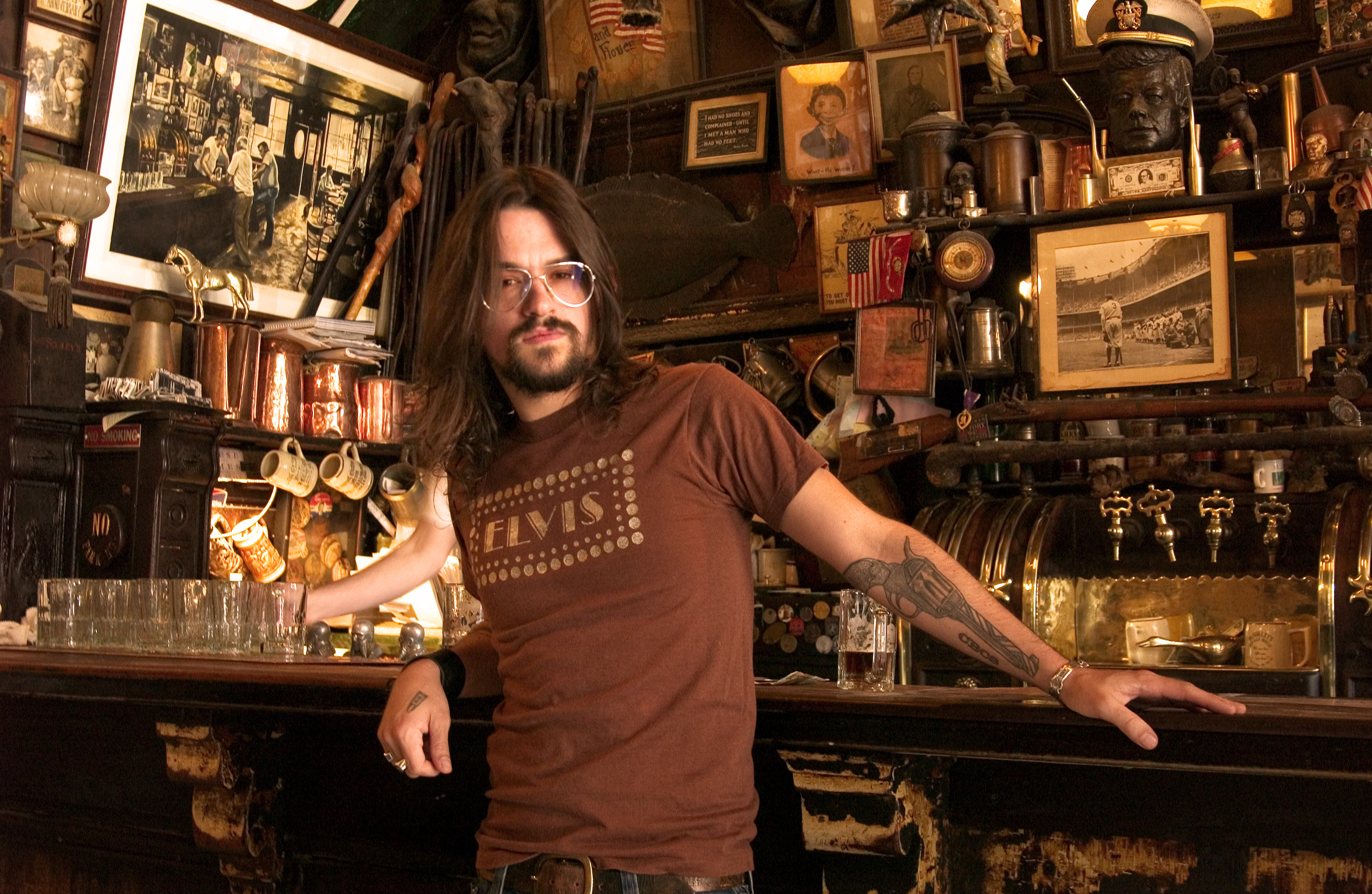 Shooter Jennings Mcsorleys