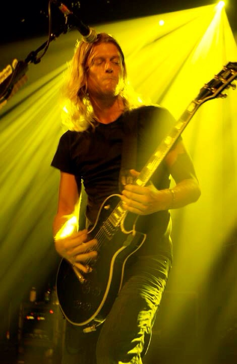 Wesley Scantlin Puddle of Mudd