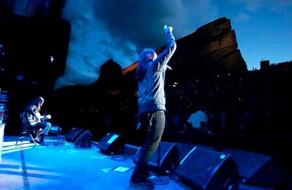 Shinedown Red Rocks