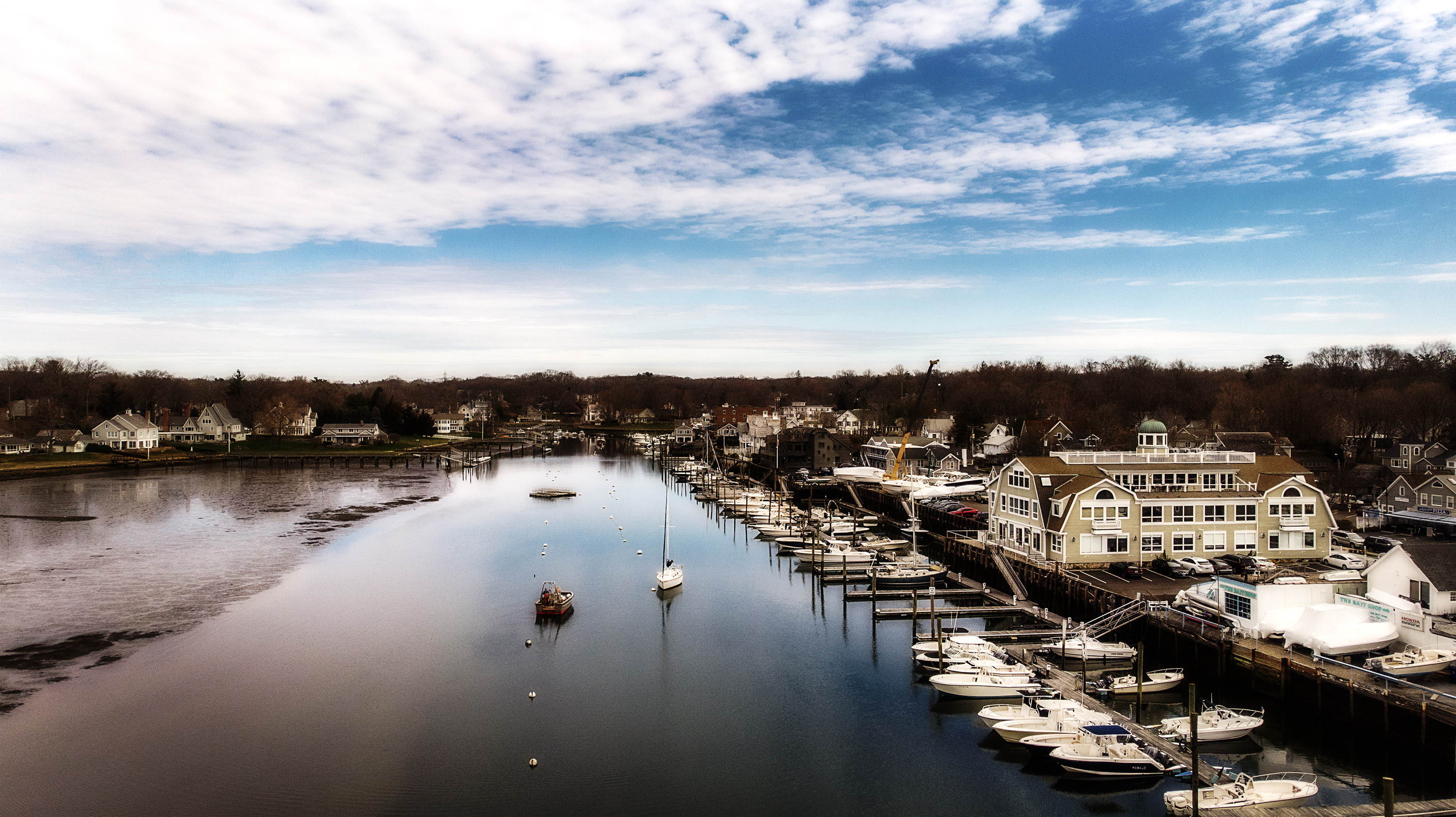 Stamford CT Harbor