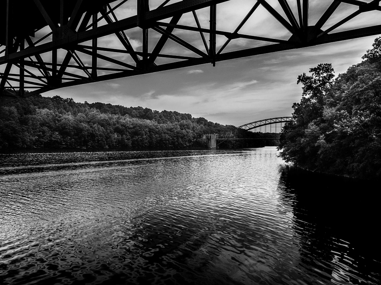 Cronton Dam Bridge
