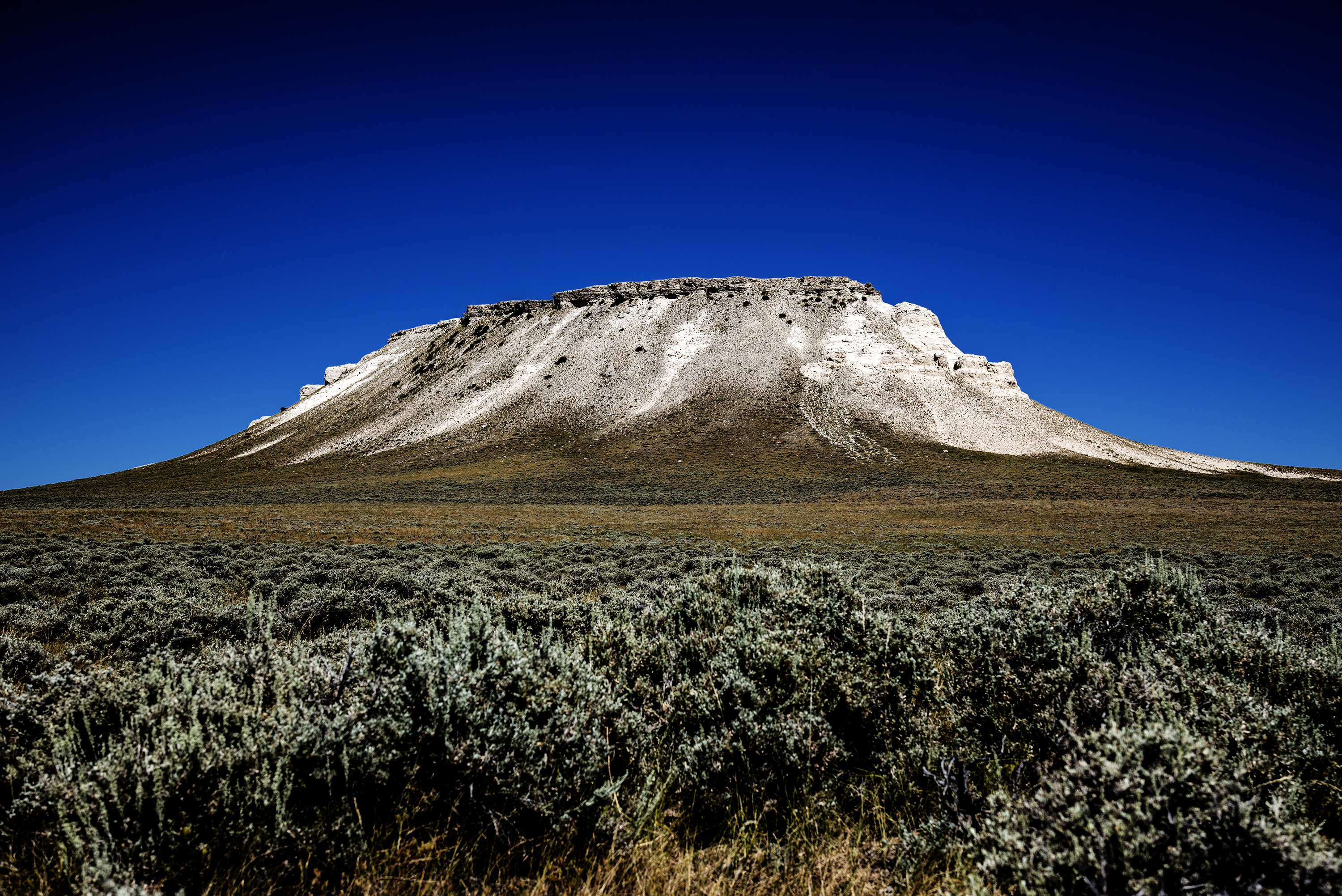 Butte Wyoming