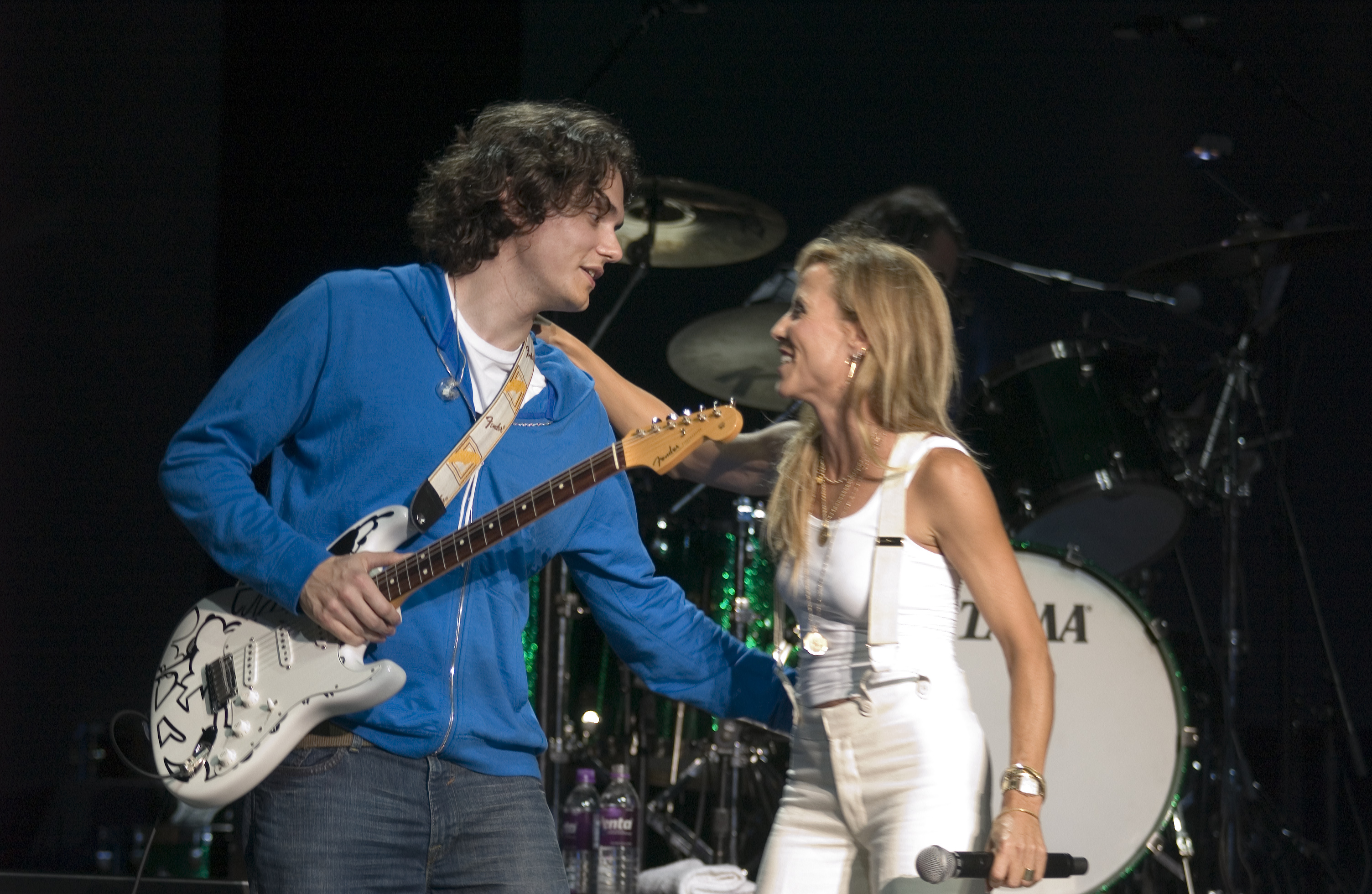 John Mayer Sheryl Crow