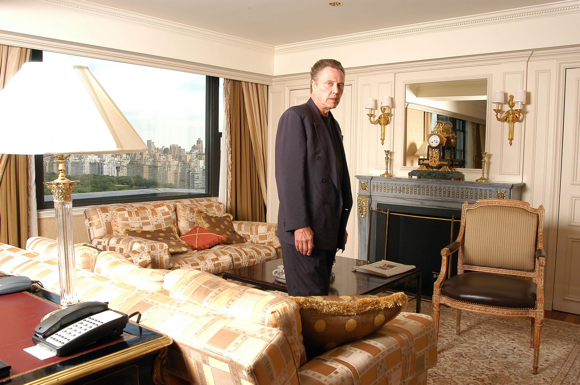 Christopher Walkens