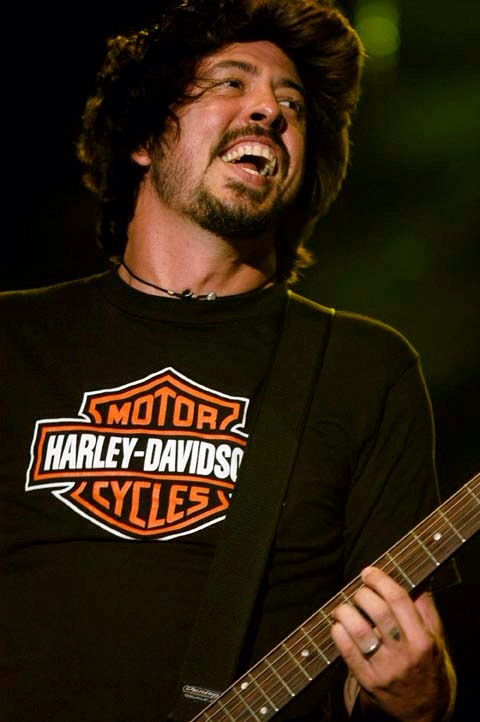 Dave Groll Foo Fighters