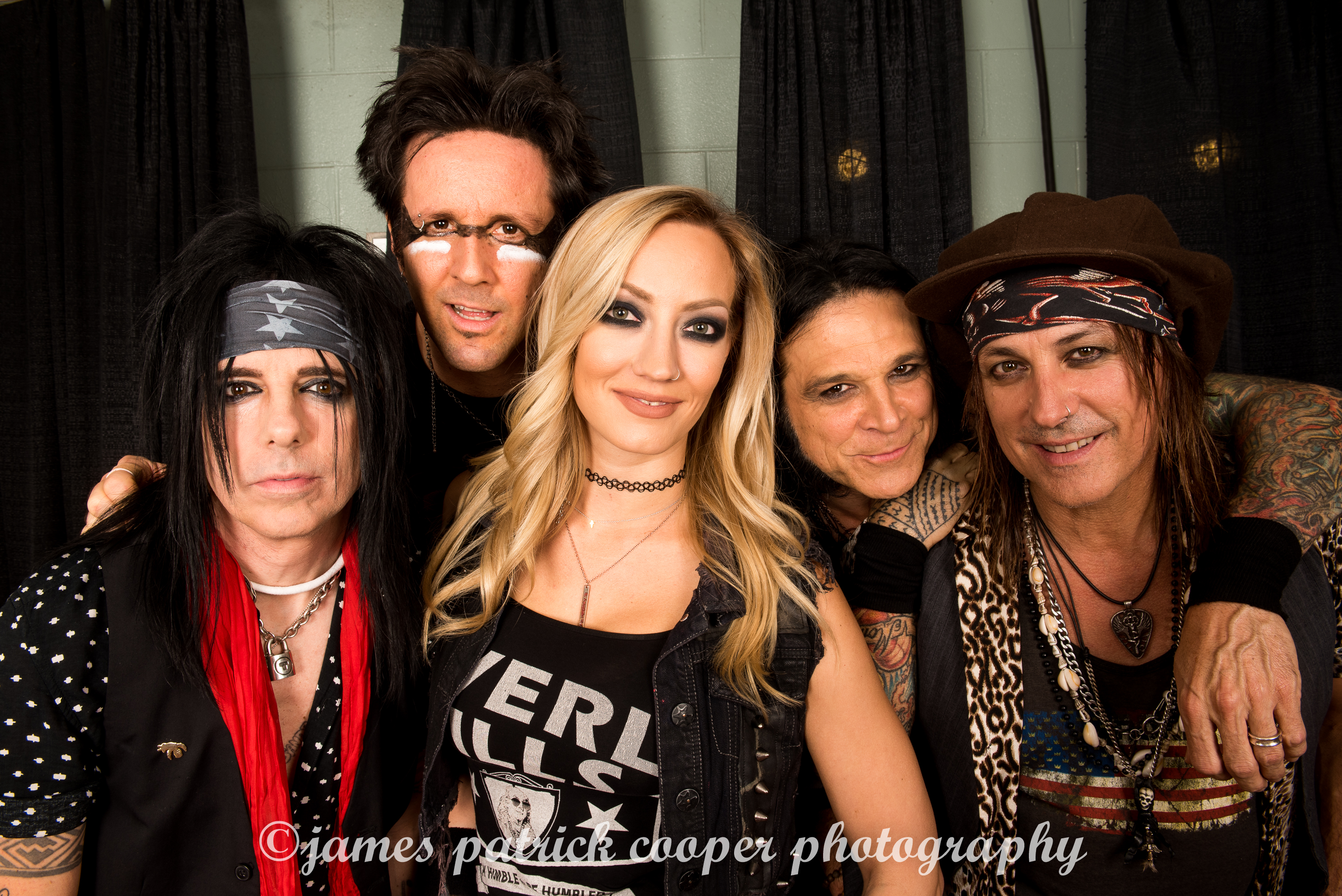 Alice Cooper Band photo